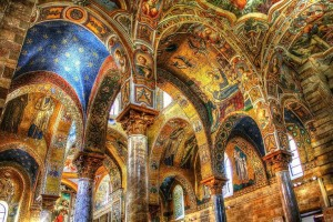 La Martorana di Palermo: splendido esempio di arte bizantina