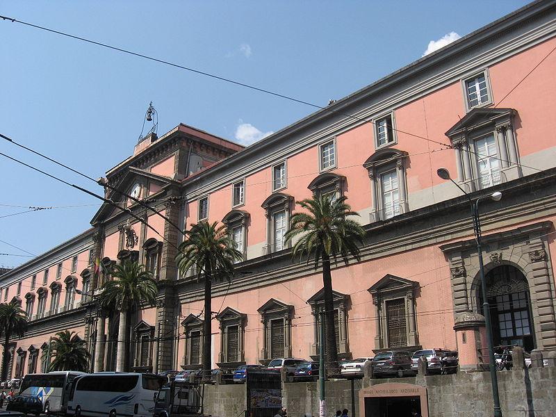 03. museo archeologico napoli
