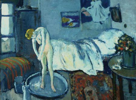 """Picasso e il mistero del ritratto nascosto nel dipinto """"La camera blu"""" (1901)"""
