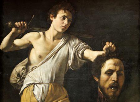 """""""Davide e Golia"""" di Caravaggio: variazioni sul tema"""