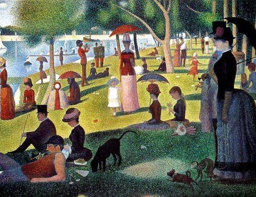 Georges Seurat e la tecnica del pointilissme: un nuovo modo di raffigurare la realtà