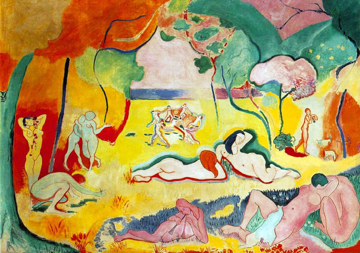 Henri Matisse, Joie de vivre
