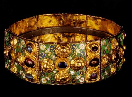 La Corona Ferrea: capolavoro di oreficeria ostrogota e carolingia