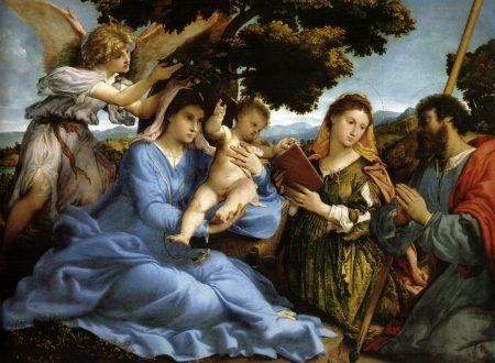 La quercia: albero sacro a Giove e attributo della Vergine