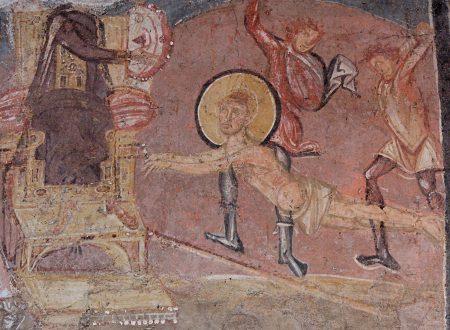 Roma: la Cripta di Santa Maria in Via Lata