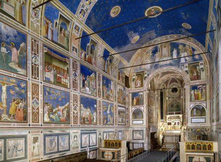 Giotto agli Scrovegni: non è tutto affresco