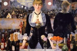 "Dentro l'opera: ""Il bar delle Folies Bergères"" di Manet"