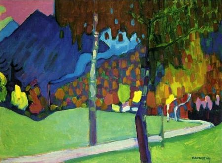 Vasilij Kandinskij: il colore come la musica