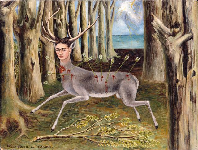 Frida Kahlo, Il piccolo cervo, 1946
