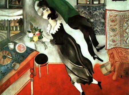 Marc Chagall: il volo di due anime nel magico cerchio dell'amore