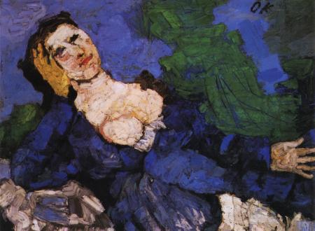 Oskar Kokoschka e la bambola: una storia di amore e ossessione