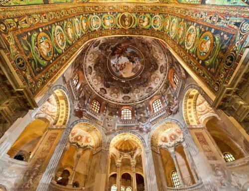 La Basilica di San Vitale: la luce divina nei mosaici