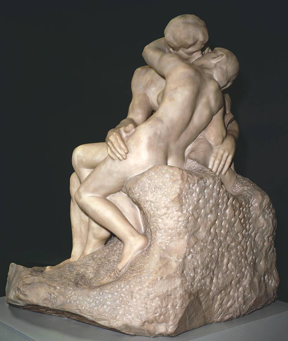 The Kiss 1901-4 Auguste Rodin 1840-1917 Purchased with assistance from the Art Fund and public contributions 1953 http://www.tate.org.uk/art/work/N06228