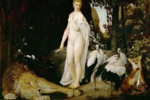 "Gli esordi di Gustav Klimt: ""Favola"""