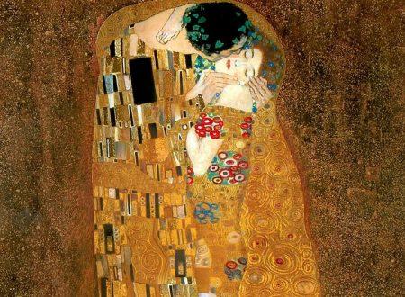 """Gustav Klimt, """"Il bacio"""": estasi pennellata di dolcezza"""