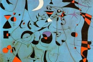 "Joan Miró, uno sguardo al cielo: la serie delle ""Costellazioni"""