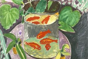 """Il """"Pesciolino rosso"""" di Cesare Pavese. Con un dipinto di Henri Matisse"""