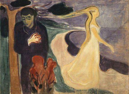 """Julio Cortazàr, """"Il Futuro"""". Con un dipinto di Edvard Munch"""