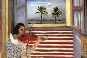"""""""Mi piace il verbo sentire"""": una poesia di Alda Merini con un dipinto di Matisse"""