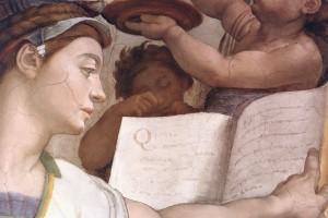 Michelangelo e le Sibille della Sistina, tra Sacro e Pagano.
