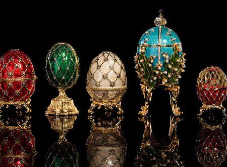 Peter Carl Fabergé: le straordinarie uova dal fascino intramontabile