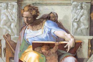 """""""Piuttosto celeste che terrena cosa"""": Michelangelo Buonarroti"""