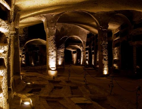 Le catacombe di San Gennaro, il fascino della Napoli sotterranea
