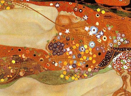 """""""Danae"""" e """"Bisce d'acqua"""": la sensualità femminile in Klimt"""