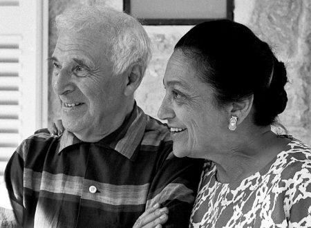"""Marc Chagall: """"I tuoi occhi mi toccano"""". La splendida poesia scritta per Vava, compagna dei suoi ultimi anni"""