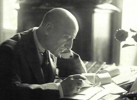 """""""Leggimi invece nel pensiero"""": la lettera d'amore di Gabriele D'Annunzio a Elvira Leoni"""
