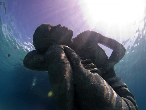 """""""Ocean Atlas"""": la più grande scultura sottomarina del mondo"""