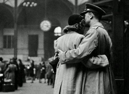 """Gabriele D'Annunzio: """"Rimani"""". Con una fotografia di Alfred Eisenstaedt"""