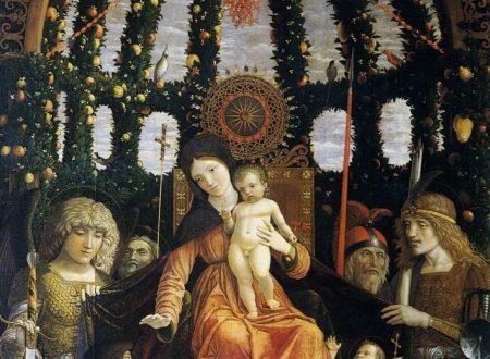"""Natura simbolica in Andrea Mantegna: il caso de """"La Madonna della Vittoria"""""""