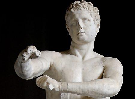 L'Apoxyòmenos e la figura dell'atleta greco