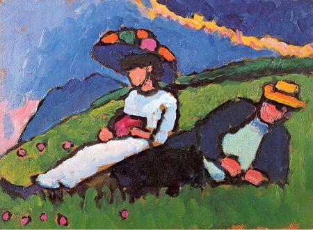 Gabriele Münter: il lato rosa dell'Espressionismo