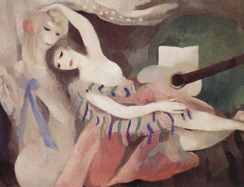"""Marie Laurencin, """"la Dame du Cubisme"""""""