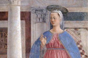 La sezione aurea in Piero della Francesca