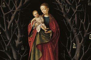 """Tra la terra ed il cielo: """"L' Albero Secco"""" di Petrus Christus."""