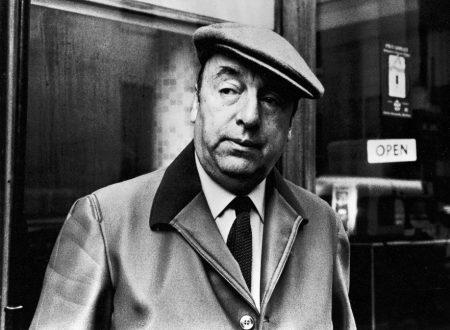"""Pablo Neruda: """"Restare in silenzio"""""""