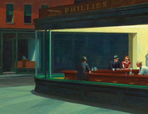 """Edward Hopper e """"Nighthawks"""": narrare la solitudine in una grande città"""