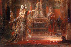 Gustave Moreau: il pittore delle Salomè