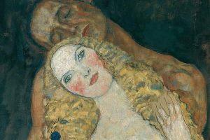 """Vicente Alexaindre: """"Si amavano"""". Con un dipinto di Gustav Klimt"""