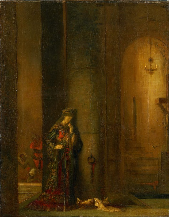 Gustave_Moreau_-_Salome_at_the_Prison_-_Google_Art_Project