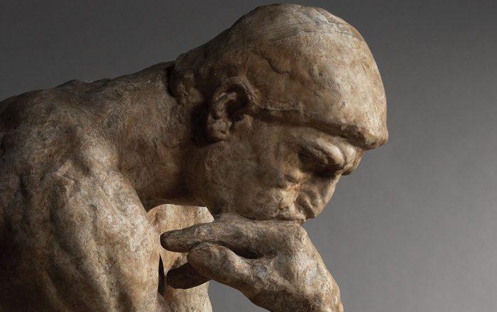 """Dentro l'opera: """"Il Pensatore"""" di Auguste Rodin"""
