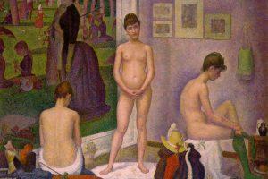 "Dentro l'opera: ""Les Poseuses"" di Georges-Pierre Seurat"