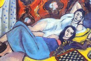Le Odalische di Matisse: sensuale e fascinoso inno all'Oriente
