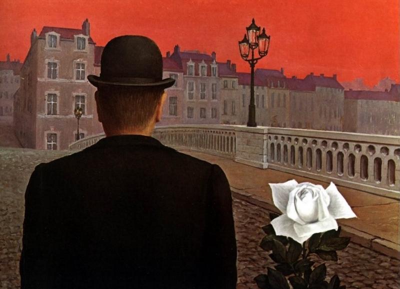 Ren magritte e la morte il dramma personale riflesso for Crea il mio piano personale