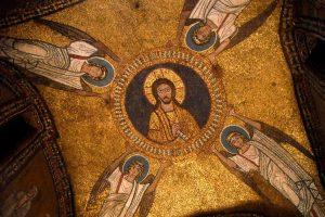 Il Giardino del Paradiso: i mosaici di Santa Prassede