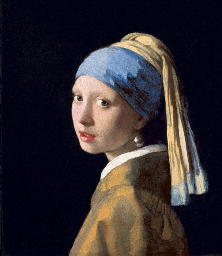Jan Vermeer, Ragazza con turbante