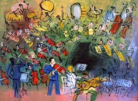 Spontanea felicità di colori e grazia mozartiana di ritmi: la pittura di Raoul Dufy
